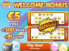 shiny bingo